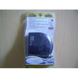 410113 Amplificateur antenne UHF / VHf 30dB réglable + alim 12v