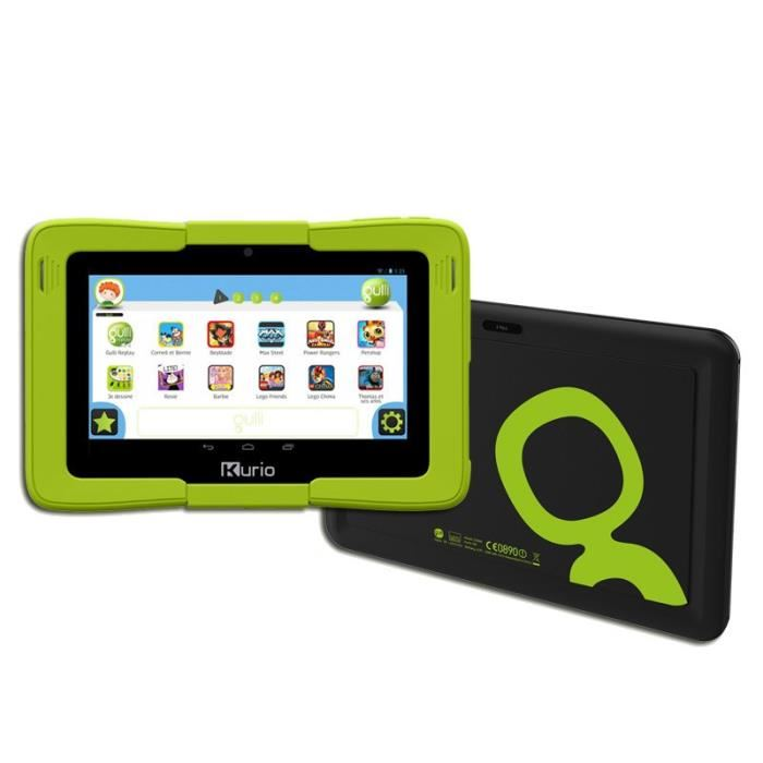 La Tablette Tactile 7.0 by Gulli Achat / Vente tablette enfant