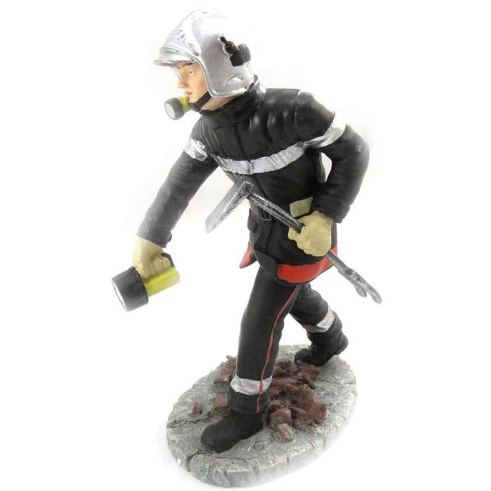 Figurine «Pompier» Achat / Vente figurine personnage