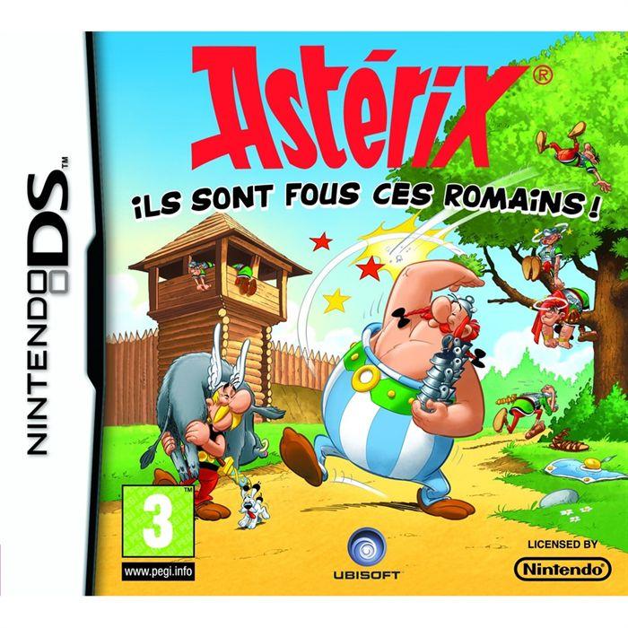/ jeu console DS Achat / Vente jeu ds dsi ASTERIX DS