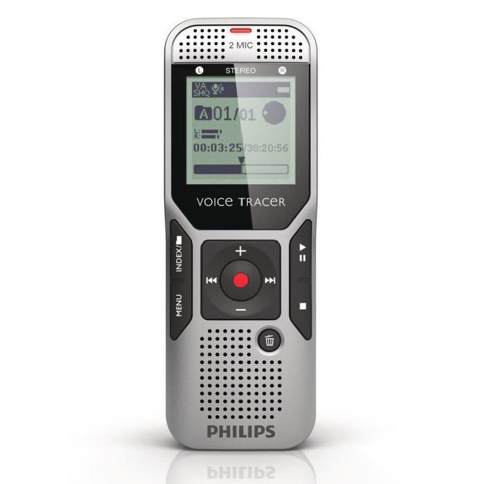 PHILIPS DVT 1500 Dictaphone numérique dictaphone magneto., avis