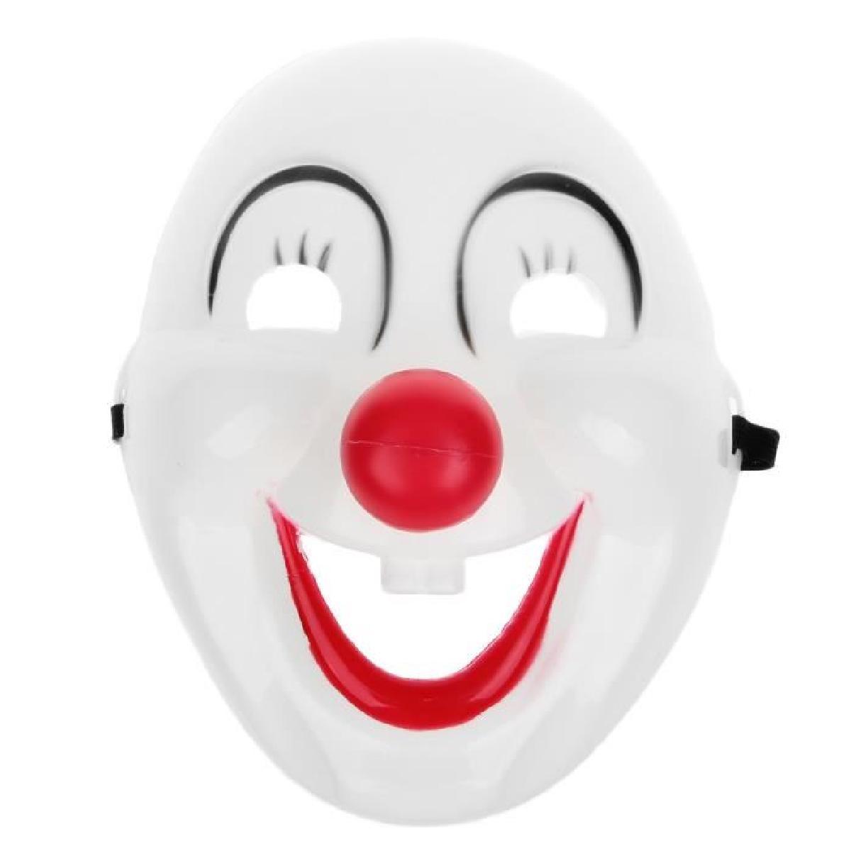 Pitre Masque Masque de clown Halloween Masques bal de promo pour
