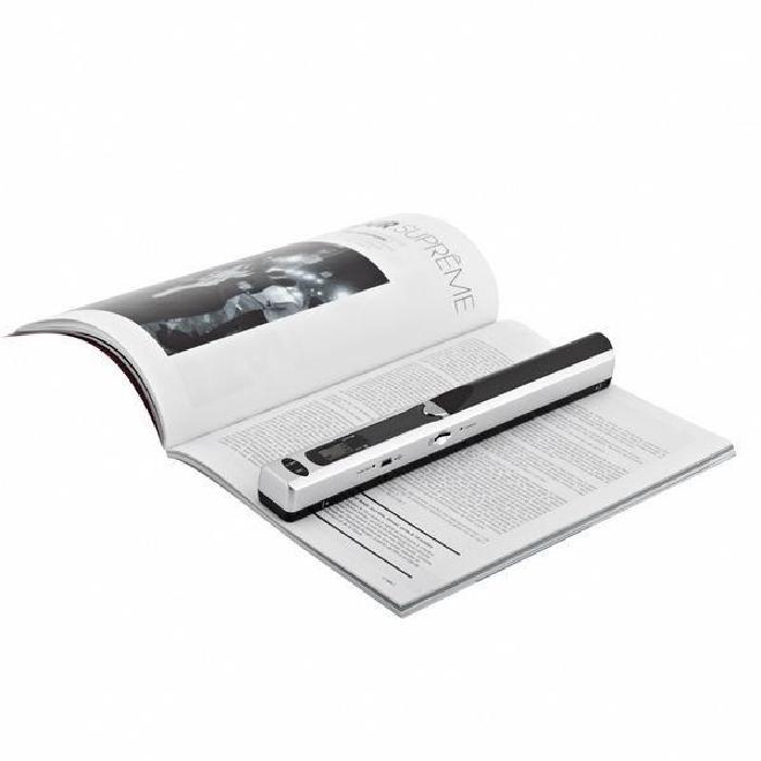 SCANNER PORTABLE COULEUR TEC406 Scanner portable couleur 600 dpi