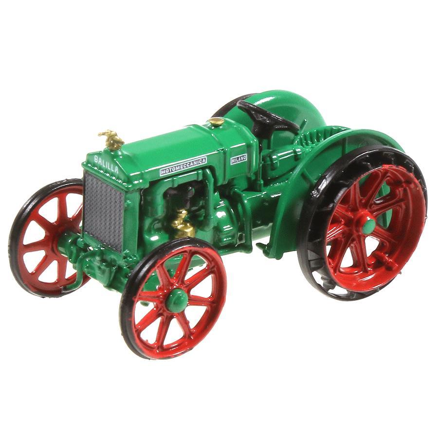 Tracteur miniature Motomeccanica balilla 1931 1/43 universal hobbies