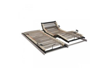 Sommier Sommier Electrique de Relaxation Extra Plat Someo 70×190 Someo