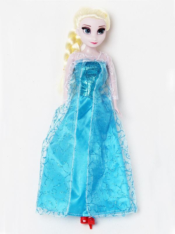 mannequin 12″ 30cm La Reine Des Neiges Elsa ET Olaf/ Anna ET Olaf