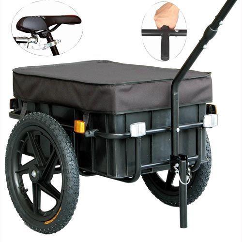 TIGGO 16″ Remorque & chariot Cargo remorque de velo 20315 Velo