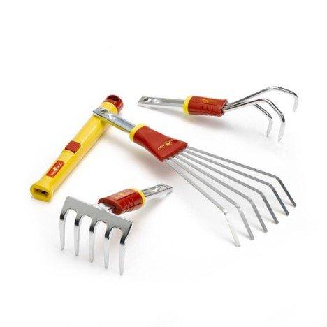 Lot petits outils acier OUTILS WOLF Bt41 |