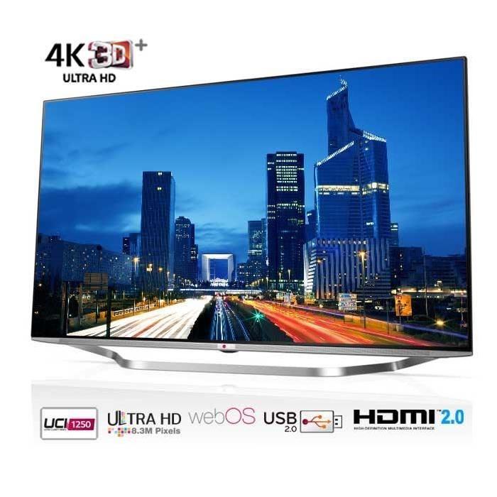 Téléviseur LED LG 55LA965 Smart TV 3D Ultra HD 4K 140 cm