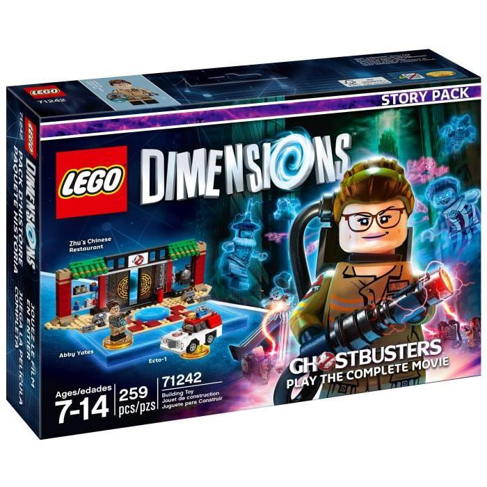 LEGO Dimensions Pack Histoire Ghostbusters Achat / Vente