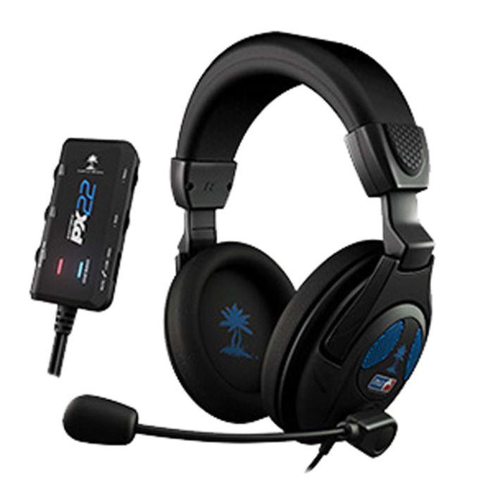 EAR FORCE PX22 CASQUE FILAIRE GAMING POUR PS3 COM casque écouteur