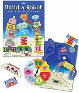 EeBoo construire un jeu de robot de spinner: Jeux et Jouets