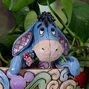 Figurine Disney Tradition Piquet pour pot de fleur Bourriquet