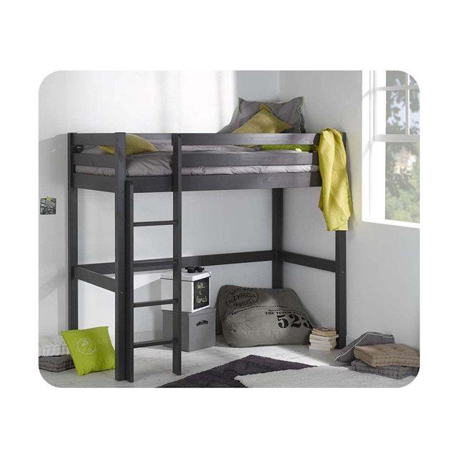 lit mezzanine enfant topiwall. Black Bedroom Furniture Sets. Home Design Ideas