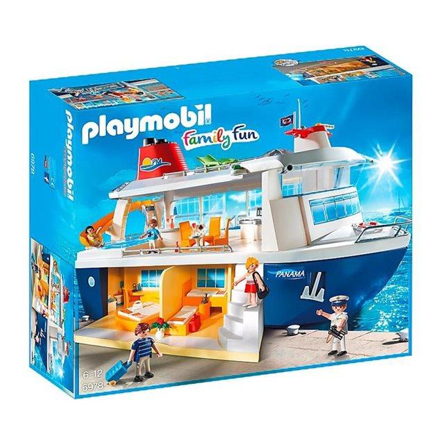 Playmobil 6978 family fun bateau de croisière PLAYMOBIL couleur