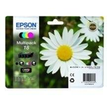 Multipack Epson T1806 (4 cartouches) Epson Expression Home XP 225