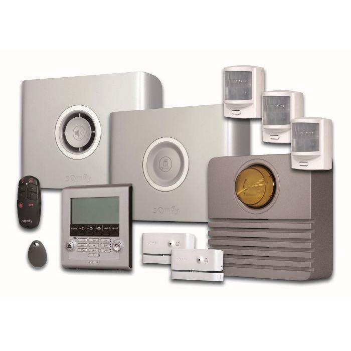 Alarme Somfy protexiom 600 RTC Achat / Vente kit alarme