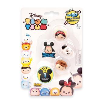 Pack de 4 figurines Tsum Tsum floqués Kanaï Kids Saison 2 Autres