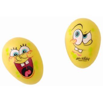 Bob l'éponge Bob L'ÉPONGE Sbpp003 Spongebob Percussion Paire De