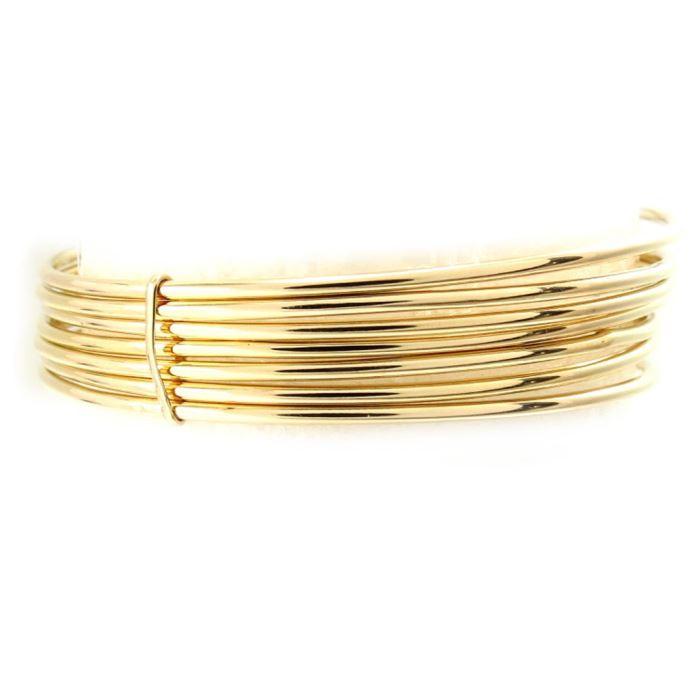 Semainier Plaqué Or «Chorégraphie» Achat / Vente bracelet