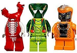 minifigures ninjago