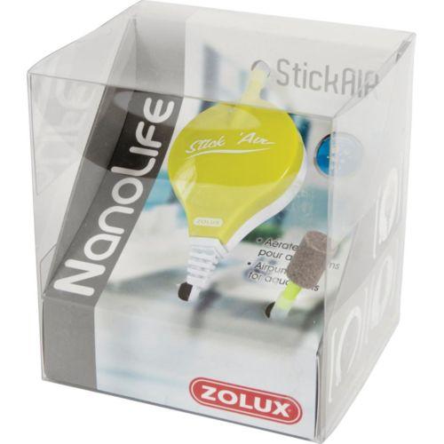Zolux Système d'aération StickAir pour petit aquarium Vert pas