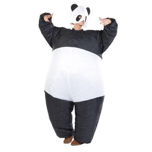 Costume gonflable »Panda» Achat / Vente déguisement panoplie