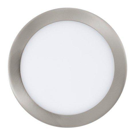 spot à encastrer Extraflat fixe led INSPIRE LED intégrée acier