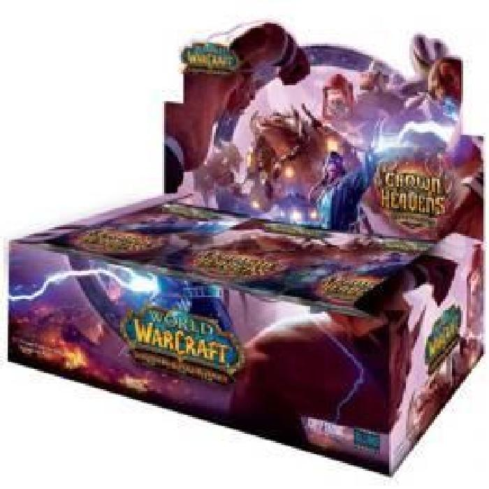 World Of Warcraft Booster Crown Of The Heaven? Achat / Vente