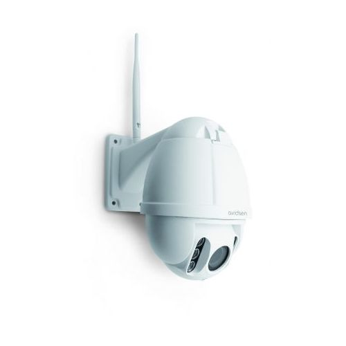 Avidsen Camera Dome Ip Wifi Exterieur Motorisee Hd Ipc283 Mx 123283