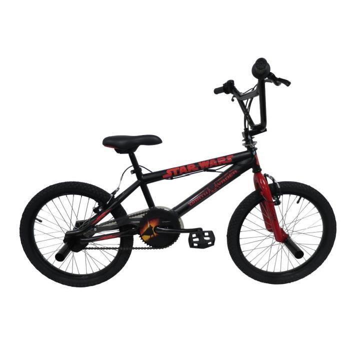STAR WARS Vélo BMX 20 Pouces Enfant Garçon 9/12 ans Prix pas cher