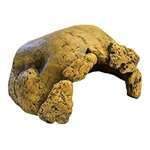 Exoterra Cachette pour Reptiles Caverne Tortoise