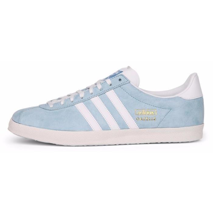 adidas gazelle mid femme bleu