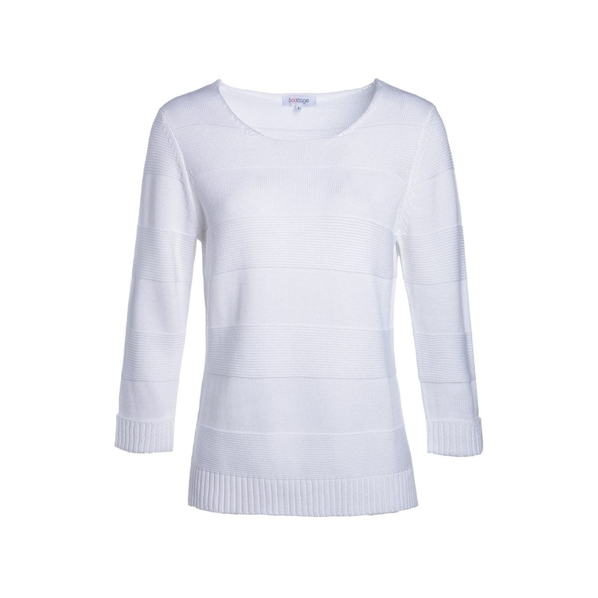 Femme Pull Pull col rond