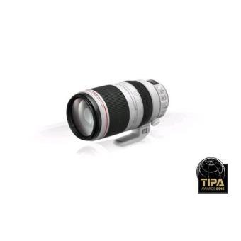 Objectif reflex Canon EF 100 400mm f/4.5 5.6L IS II USM Objectif