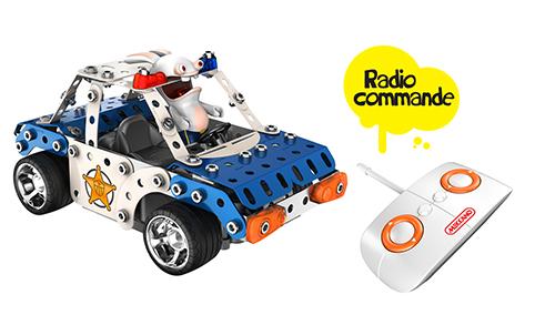Meccano 897255 Jeu de Construction Lapins Cretins La Voiture
