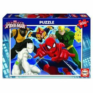Puzzle 200 pièces : Ultimate Spider Man Puzzle de 200 pièces