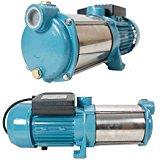 Pompe d'arrosage POMPE DE JARDIN pour puits 1300 W 100l/min pompe à