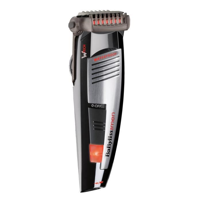 TONDEUSE A BARBE E845E BABYLISS FOR MEN Changez de style en fonction