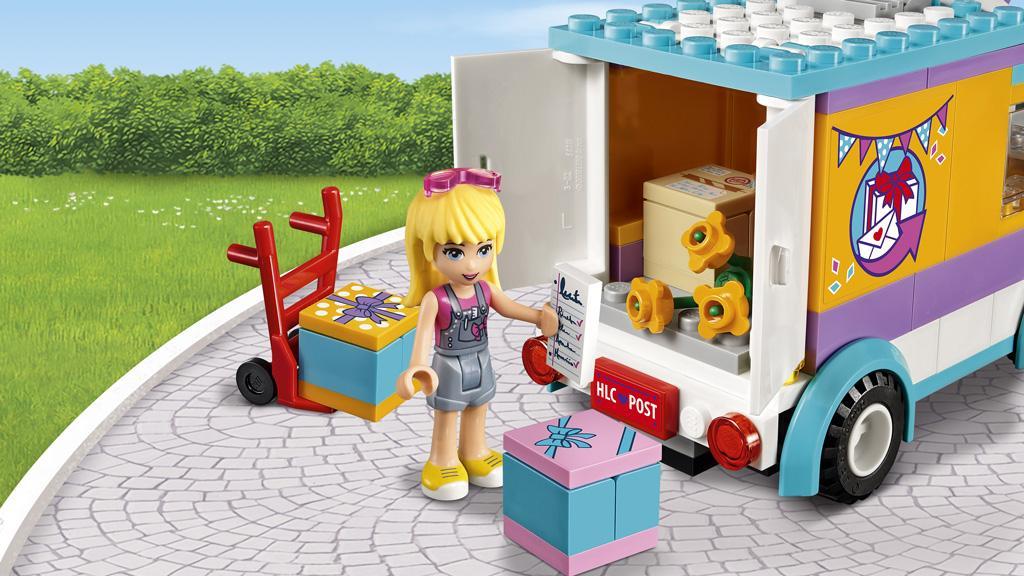 LEGO 41310 Friends La livraison de cadeaux d'Heartlake City
