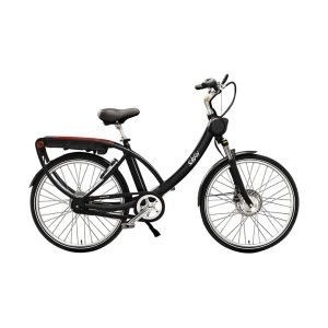 Tucano Vélo électrique Solex City Infinity noir pas cher Achat