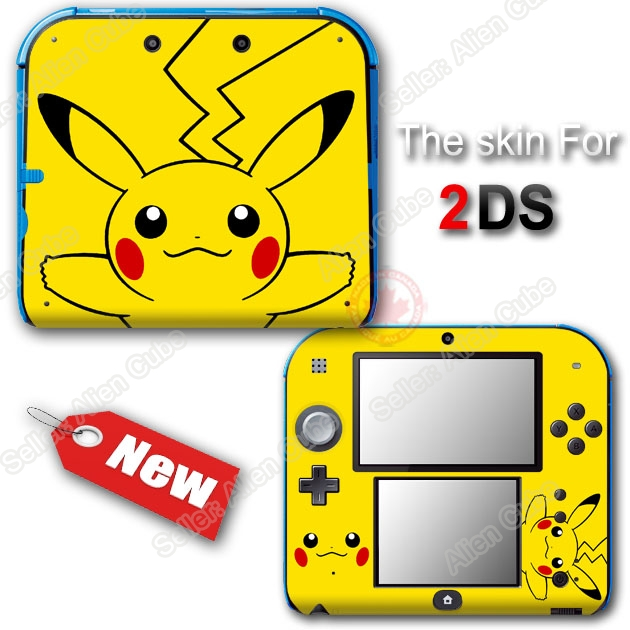 Pokemon Pikachu Popular New SKIN VINYL STICKER DECAL