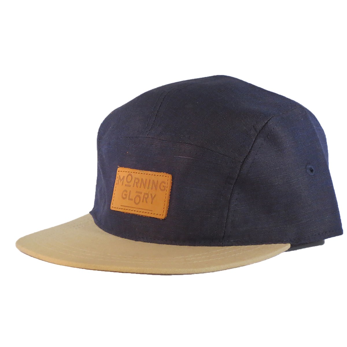 Casquette 5 Panel Bleue Chamomille Morning Glory Achat et vente