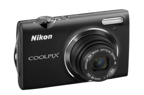 Appareil photo compact Nikon S5100 NOIR (1583077)