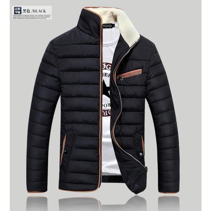 Doudoune homme nouvelle collection d?automne hiver 2015 en coton