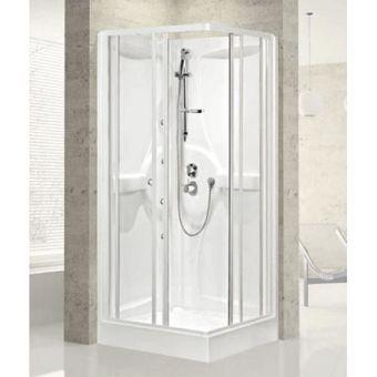 bain Cabine de douche NOVELLINI Cabine de douche 90×90 portes
