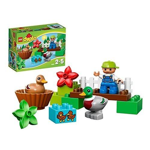 Lego Duplo Ville 10581 Jeu De Construction Les Canards pas