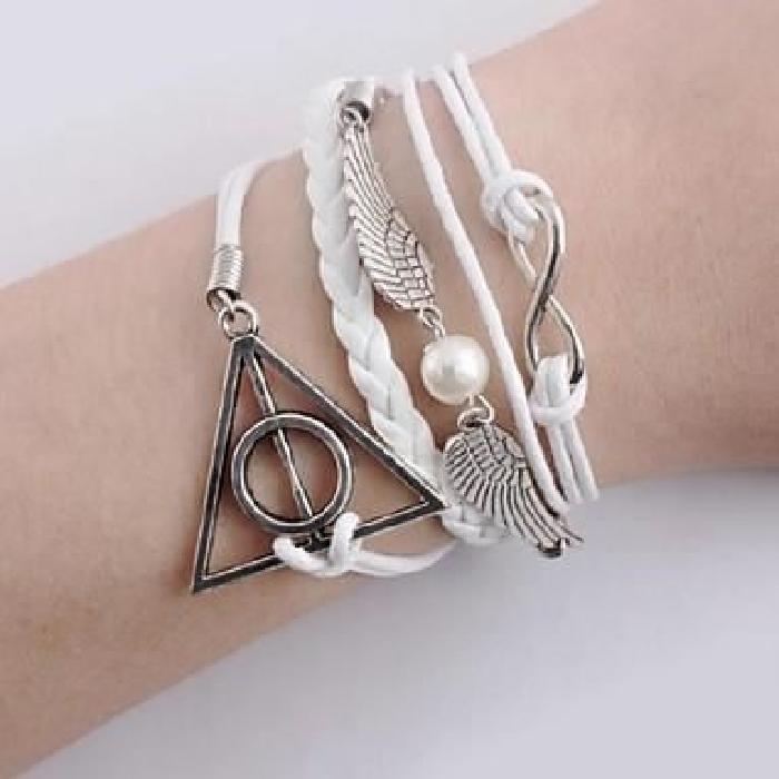 Bijoux BRACELET Nouveau Harry Potter Infinity Bra Achat
