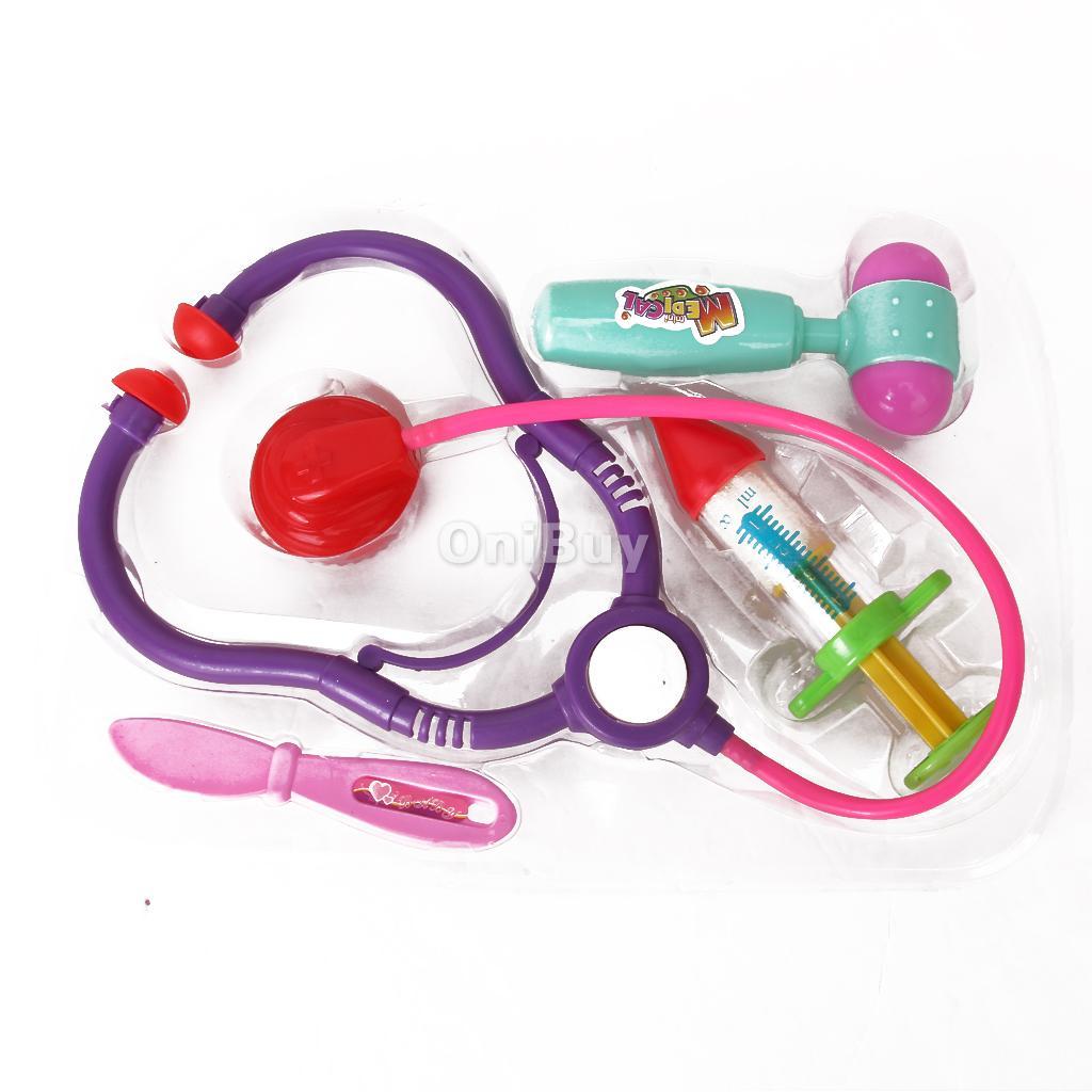Lot de10pcs Jouets Accessoire Emulation Médical Médecin
