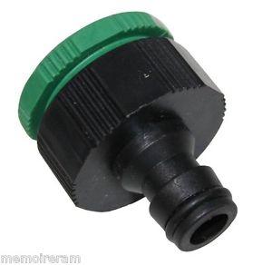 raccord connexion Nez de robinet 3 4 034 et 1 034 tuyau d 039 arrosage